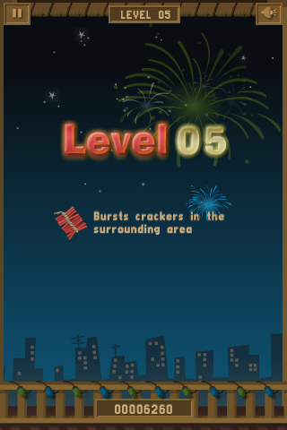 Screenshot Match 'n' Burst