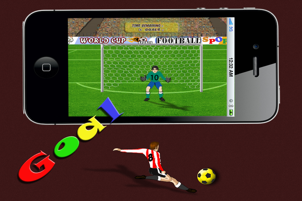 Screenshot Super Soccer V1 Free