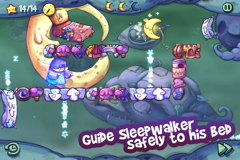 Screenshot Sleepwalker's Journey