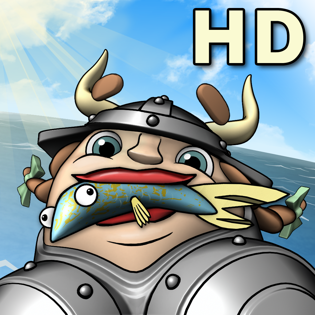 Hungry Helga HD iOS