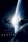 Alfonso Cuar�n - Gravity artwork